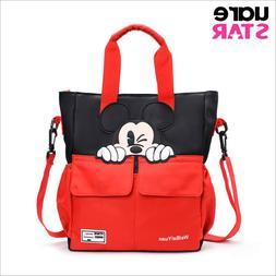 2019 new Disney fashion trend handbags casual student <font>