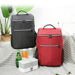 Cooler Backpack Bag Thermo Lunch Picnic Box Insulated Cool B