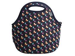 BUILT 5180867 Gourmet Getaway Soft Neoprene Lunch Tote Bag-L