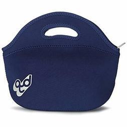 5212999 Rambler Insulated Neoprene Lunch Bag, Navy Blue Kitc