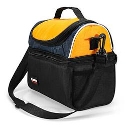 6.7L Large Insulated Lunch Bag for Men Women Kids Picnic Wor