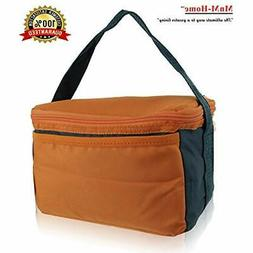 6 Can Storage & Organization Sized Lunch Bag For Camping, Gr