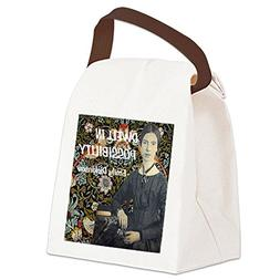 CafePress - Dwell in Possibility Canvas Lunch Bag - Canvas L