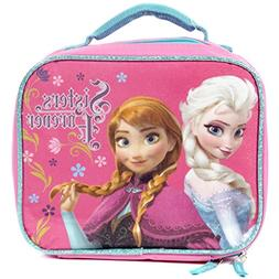 Disney Frozen Princesses Anna and Elsa Sister Forever Insula