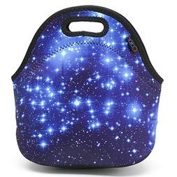 ICOLOR Star Soft Friendly Insulated Lunch box Food Bag Neopr