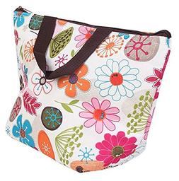 Waterproof Picnic Insulated Fashion Lunch Cooler Tote Bag Tr