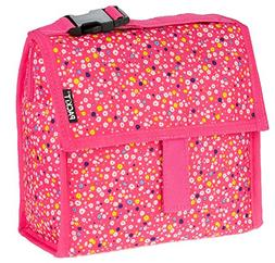 PackIt Freezable Mini Lunch Bag, Poppies