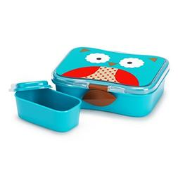 Skip Hop Baby Zoo Little Kid and Toddler Mealtime Lunch Kit