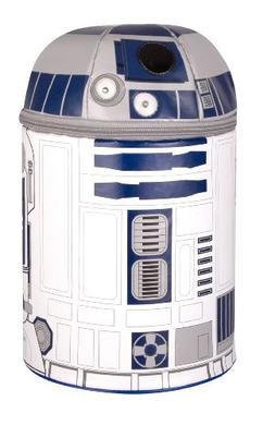 Thermos Novelty Lunch Kit, Star Wars R2D2 with Lights and So