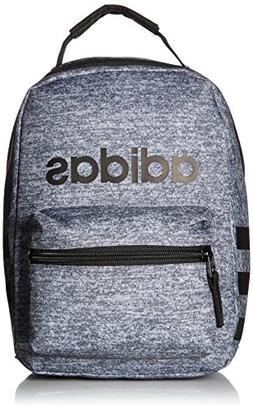 adidas Santiago Lunch Bag, Jersey Onix/Black, One Size