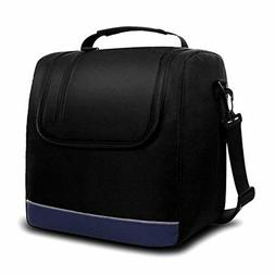 Adult Large Insulated Lunch Bag for Women Men Kids Work,Larg