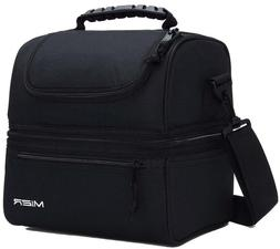Adult Lunch Box Insulated Bag Large Cooler Home Kitchen Trav