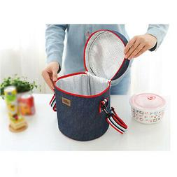 Insulated Lunch Bag Box For Adult Women Men Large Cool Tote