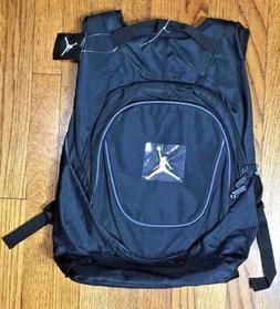 Nike Air Jordan Jumpman Black Book-Bag BackPack 9A1118-804 S