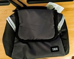 BUILT All Day Insulated Lunch Bag Black BPA Free NWT