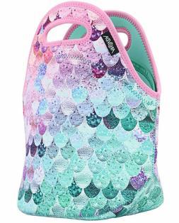 ARTOVIDA Insulated Neoprene Lunch Bag, Reusable Soft Lunch T