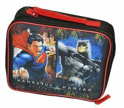 DC Comics Batman Vs Superman Boys Lunch Bag