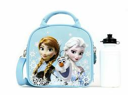 Disney Big Hero 6 Lunch Box Bag with Shoulder Strap and Wate