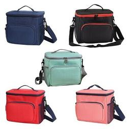 Big Insulated Lunch Bags for Women Men Thermal Cooler Lunch