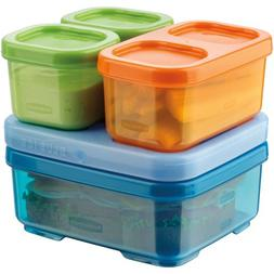 Rubbermaid Lunch Blox Kit, Tall