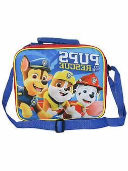Boys Paw Patrol Insulated Lunch Bag Pups To The Rescue With