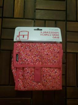 BRAND NEW PACKIT FREEZABLE MINI LUNCH  BAG  PINK FLORAL