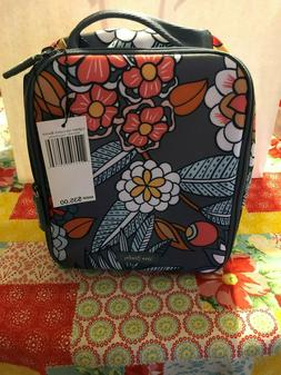 Vera Bradley LUNCH BUNCH TROPICAL EVENING Insulated Lunch Ba