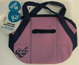 Built BYO RAMBLER Soft Neoprene Lunch Bag Tote NEW Purple Bl