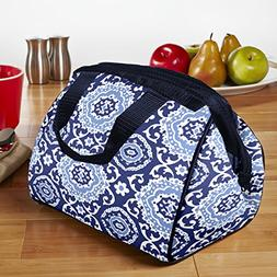 Fit & Fresh Charlotte Insulated Lunch Bag for Women / Girls