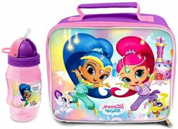 Shimmer and Shine Children's Insulated Lunch Bag and Flip 'n