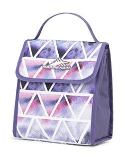 High Sierra Classic Lunch Kit, Dreamscape/Purple Smoke/White