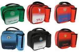 Football Club Fade Design Lunch Bags