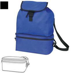 Cooler Backpack Rucksack Lunch Box Bag Water Bottles Drinks