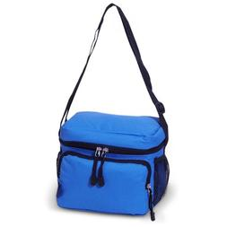 Everest Cooler / Lunch Bag Color: Royal Blue