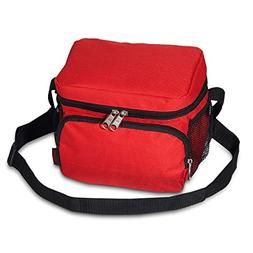 Everest Cooler / Lunch Bag Color: Red