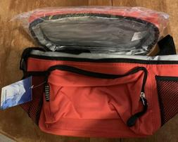 Everest Cooler Lunch Bag - Red -One Size - Brand New W/Tags