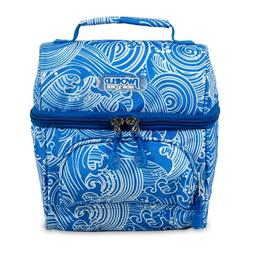J World New York Corey Insulated Lunch Bag Lunch Box Back to