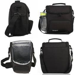 Insigniax Crossbody Lunch Bag Cool Back To School Box/Cooler