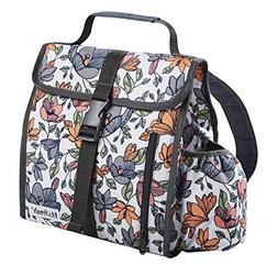 Fit & Fresh Diana Backpack Lunch Bag for Women/Girls, Insula
