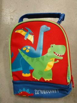Stephen Joseph Dinosaur School Lunch Box for Kids - Lunch Ba
