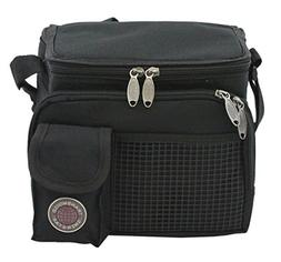 durable deluxe insulated lunch cooler