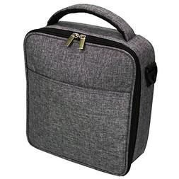 UPPER ORDER Durable Insulated Lunch Box Tote Reusable Cooler