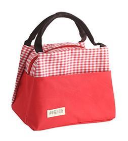 Blancho Bedding  Durable Oxford Cloth Reusable Lunch Bag Fas