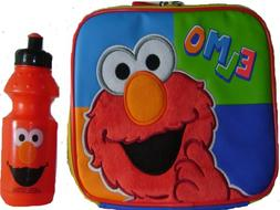 New Elmo Lunch Box and Water Bottle School Insulated Lunch T