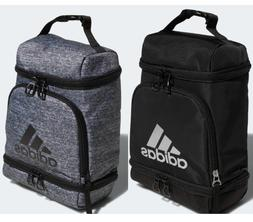 adidas Excel Insulated Lunch Bag Black or Gray  NWT