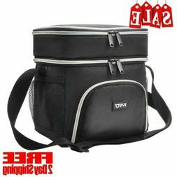 ba1bef04bdf2 Kato Extra Large Lunch Bag for Men Women...