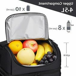Extra Large Lunch Bag Insulated Leakproof Meal Prep Bento Bo