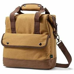Fit &amp Fresh Douglas Insulated Lunch Bag Brown Kitchen Din