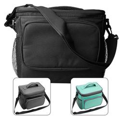 Food Lunch Box Thermos Insulated Lunch Bag For Women Men Kid