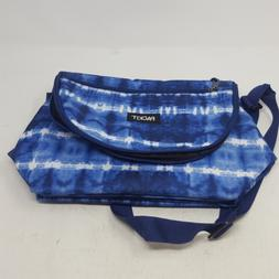 PackIt Freezable Uptown Lunch Bag, Tie Dye, PKT-UT-TDY